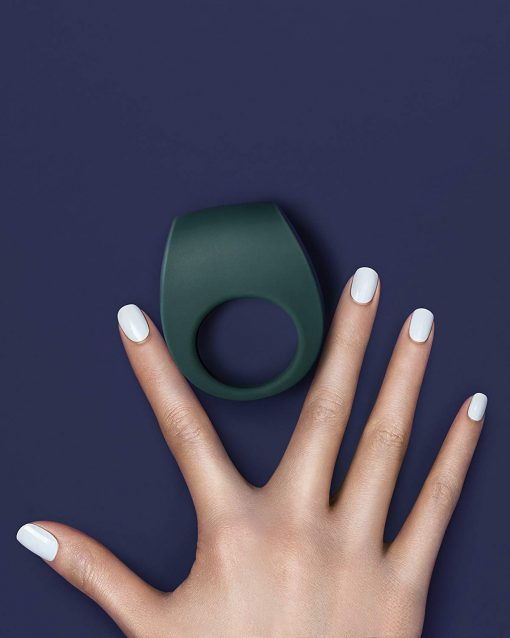 Tor II Vibrating Couples Ring