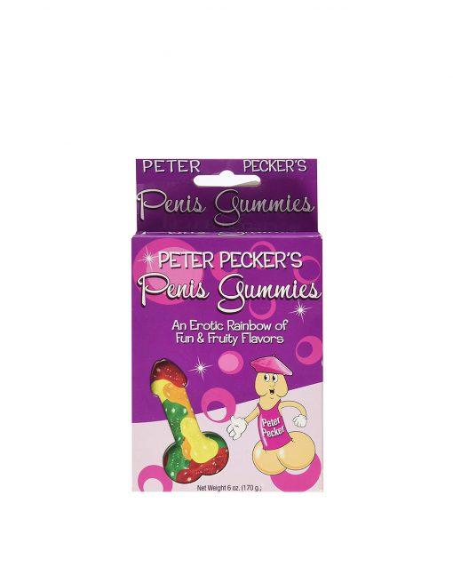 Gummy Penis Fruit Flavored Candies